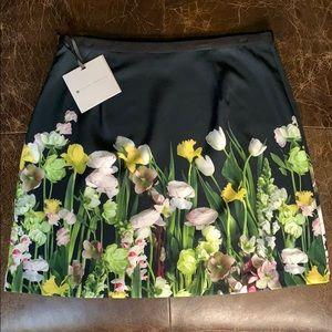 Victoria Beckham for Target Floral Skirt